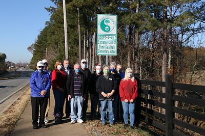 Community Service Adopt a Mile Program