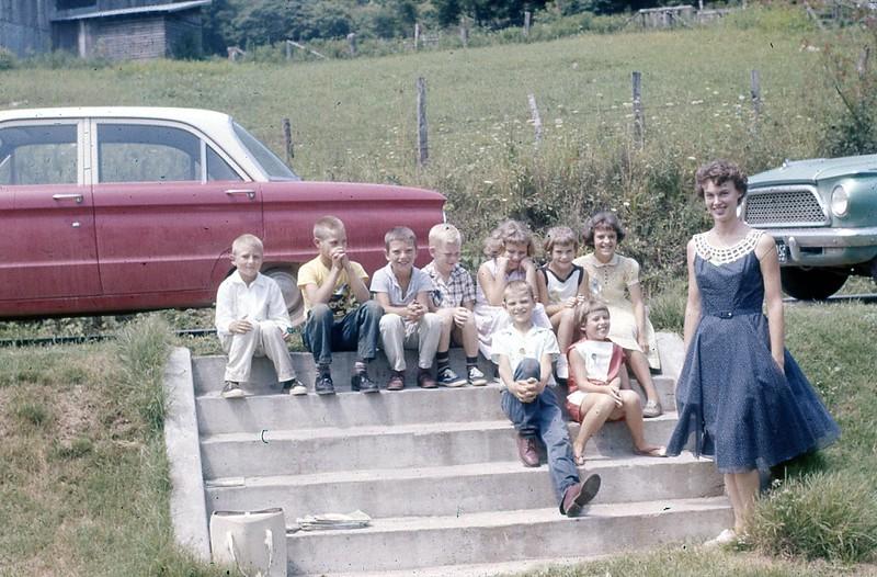 1962 - At Wallens Creek.jpg