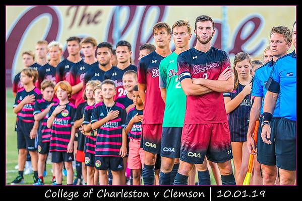 CoC v Clemson | 10.1.19