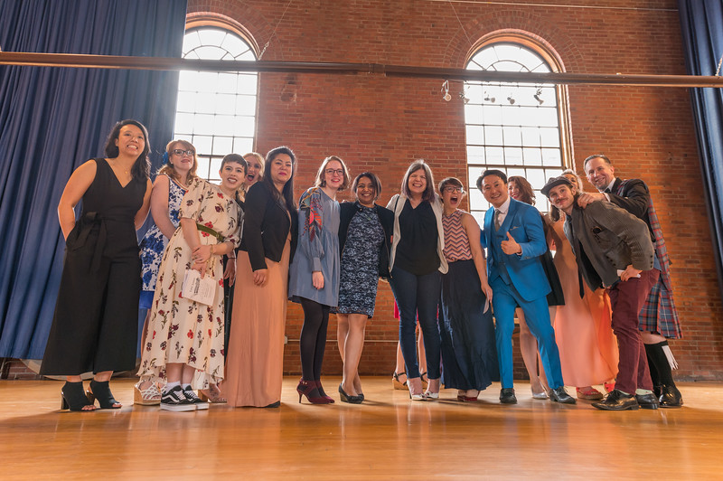 2019 MFA Writing & Publishing Graduation
