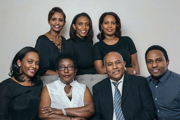 Wondimu Family 2016