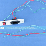 SKU: V-SWITCH, Power Switch Interface with Fuse for V-Series Vinyl Cutter
