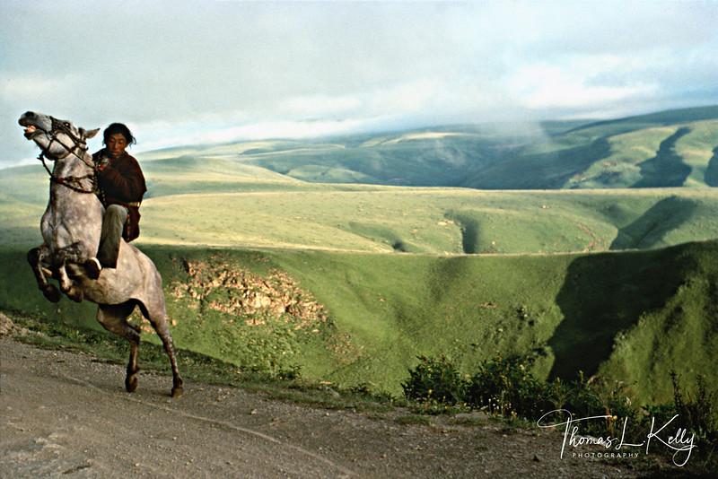 Horse Festival, East Tibet-Kham