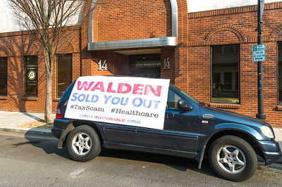 Medford Rally-Walden Sold You Out
