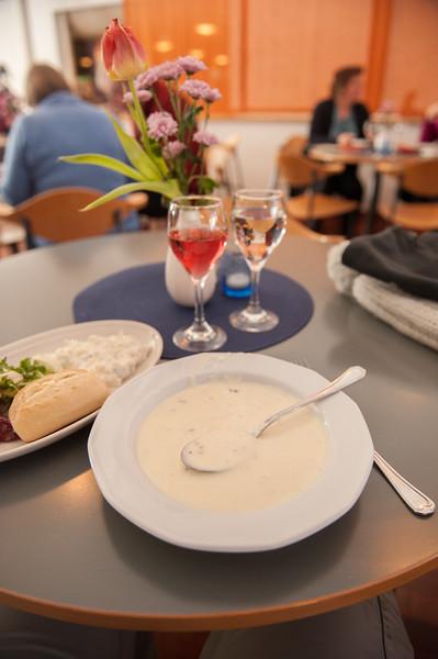 Creamy Reindeer Soup
