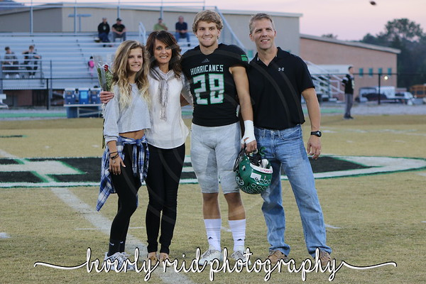 2016 Senior Night (East Hamilton)