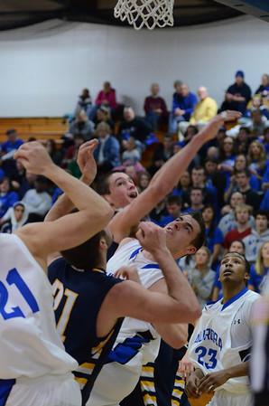 Aurora University  Basketball Vs Lakeland College