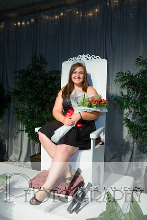 Caruthers Fair Queen Coronation