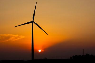 Petersburg Nebraska Wind Farm