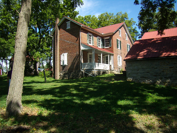 Dreibelbis Homestead, Virginville, PA