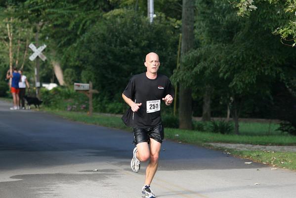 4.0 Runners - 2008 Wears Valley 15k