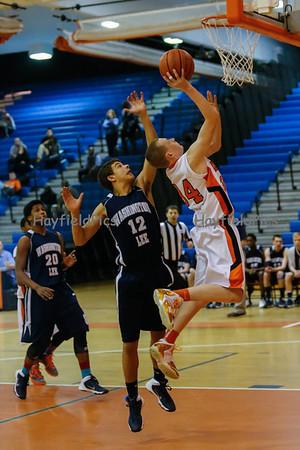 Boys Basketball JV Washington-Lee 2/17/14