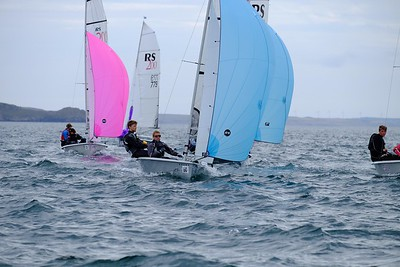 RS200 Nationals: Thurs