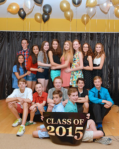 Class Party - May 22, 2015