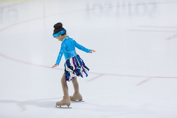 Cantrell Figure Skating Competition