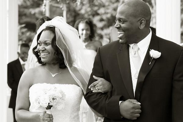 Tameka & Terence Wedding