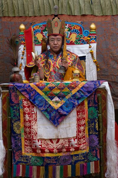 Mani Rimdu Festival, Solu, Nepal.