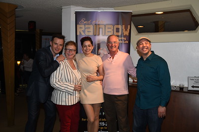 4-1-2016 End Of The Rainbow @ Uptown Players