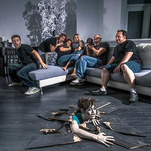 2013-09-17 Zombie Floor