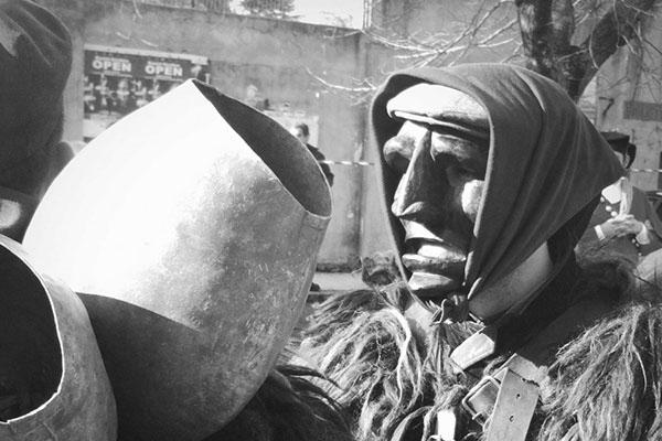 Maschere di carnevale della Sardegna (iPhone)
