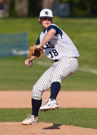 5/13/2009 - Nobles Boys Varsity Baseball vs Governors Academy