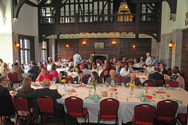 The Saturn Club Mother's Day Brunch 2019