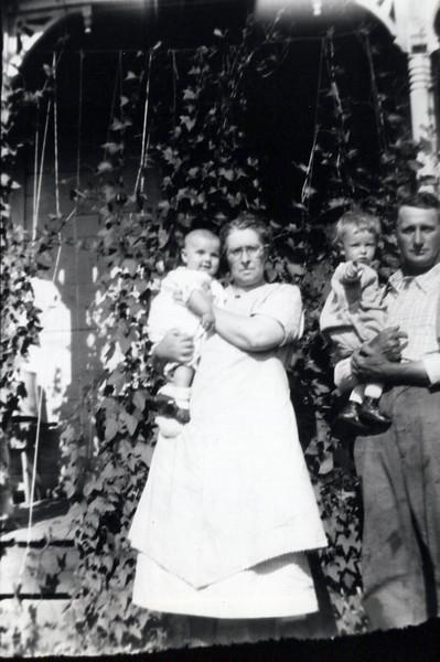 1920's Granddad Boadway with Irving, Grandma Boadway with Donald Konyha.jpeg