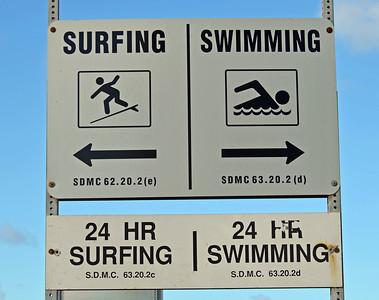 San Diego High Surf 2014