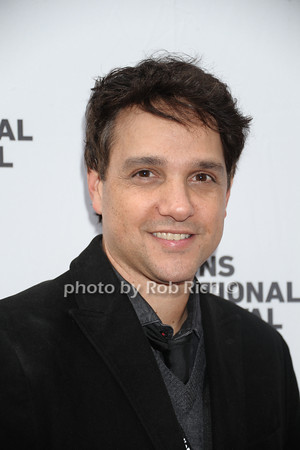 "Ralph Macchio attends the HIFF screening of ""Connections"" at the UA cinema in East Hampton. (October 11, 2013) photo by Rob Rich/SocietyAllure.com © 2013 robwayne1@aol.com 516-676-3939"