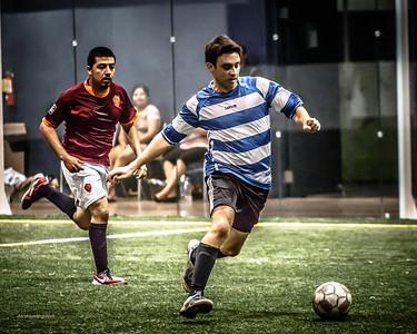 20130903 FC Fury vs La Roma