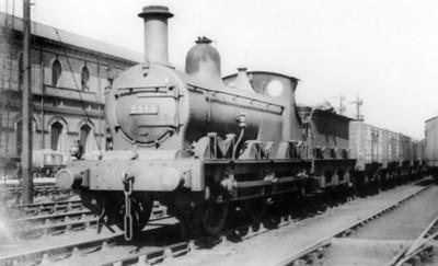 Kirtley Midland Railway 240 Class 0-6-0