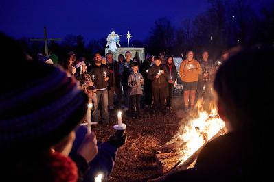 2019 Christmas Bonfire
