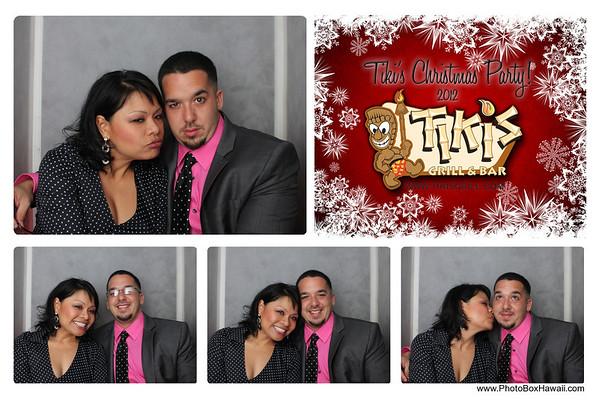Tiki's 2012 Holiday Party
