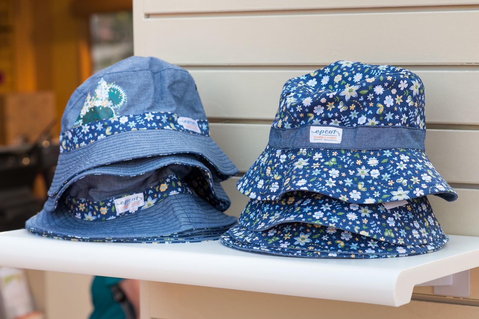 Gardening Hats - Epcot Flower & Garden Festival 2016