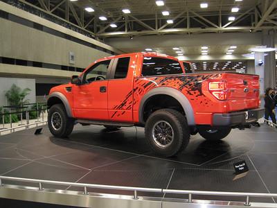 Dallas Auto Show 2009