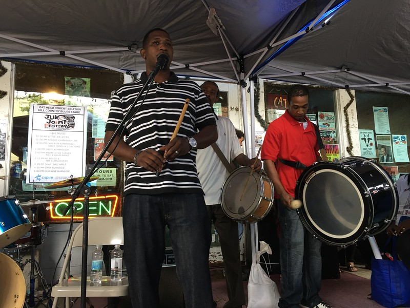 2145 Andre Otha Evans Fife and Drum Band.JPG