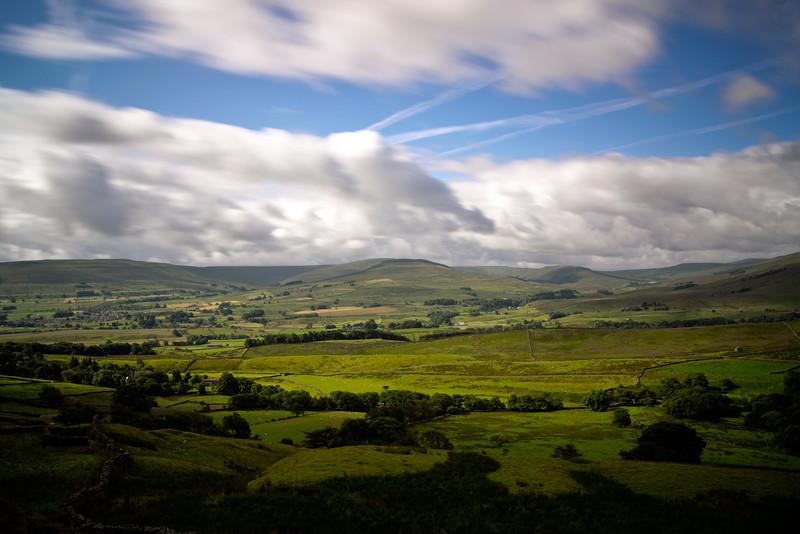 Yorkshire Dales, near Hawes