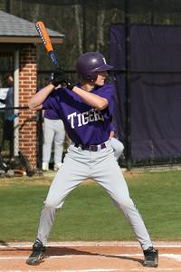Darlington JV Baseball 3-27-2008