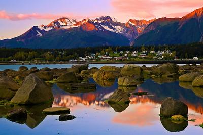 Alaska, Fall Colors, 2014,  阿拉斯加, 秋色