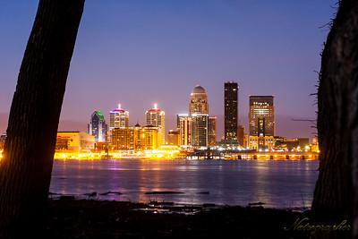 Louisville Sunrise