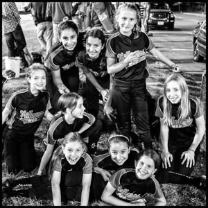 Villagers Softball: Fall 2013