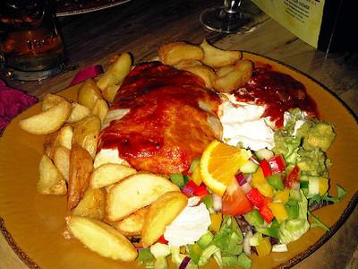Burrito / Enchiladas / Chimichangas