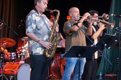 2016 OSPAC Glen Weber Band