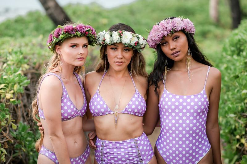 Hawaii Holiday Model Shoot (Collaboration)
