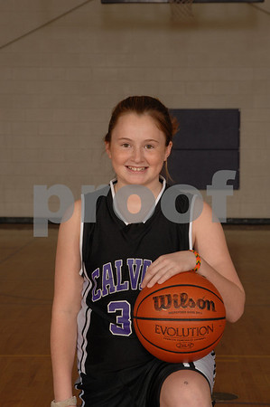 Middle School Team & Individual 2008-2009