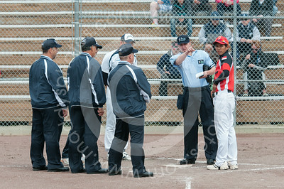 2014 ISF Jr Men's Fastpitch - Umpires