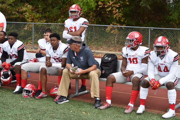 St. John's (DC) vs. McNamara (MD) football