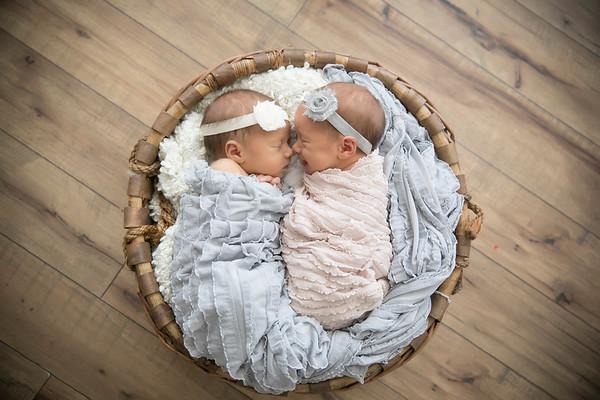 Rising Twins Newborn