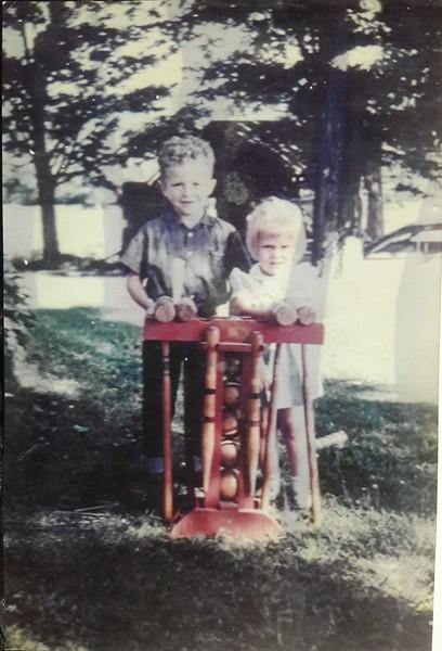 John & LouAnn & Children 1957+