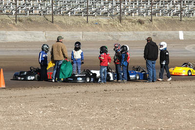 SNMS Kart Racing - 12/14/2013